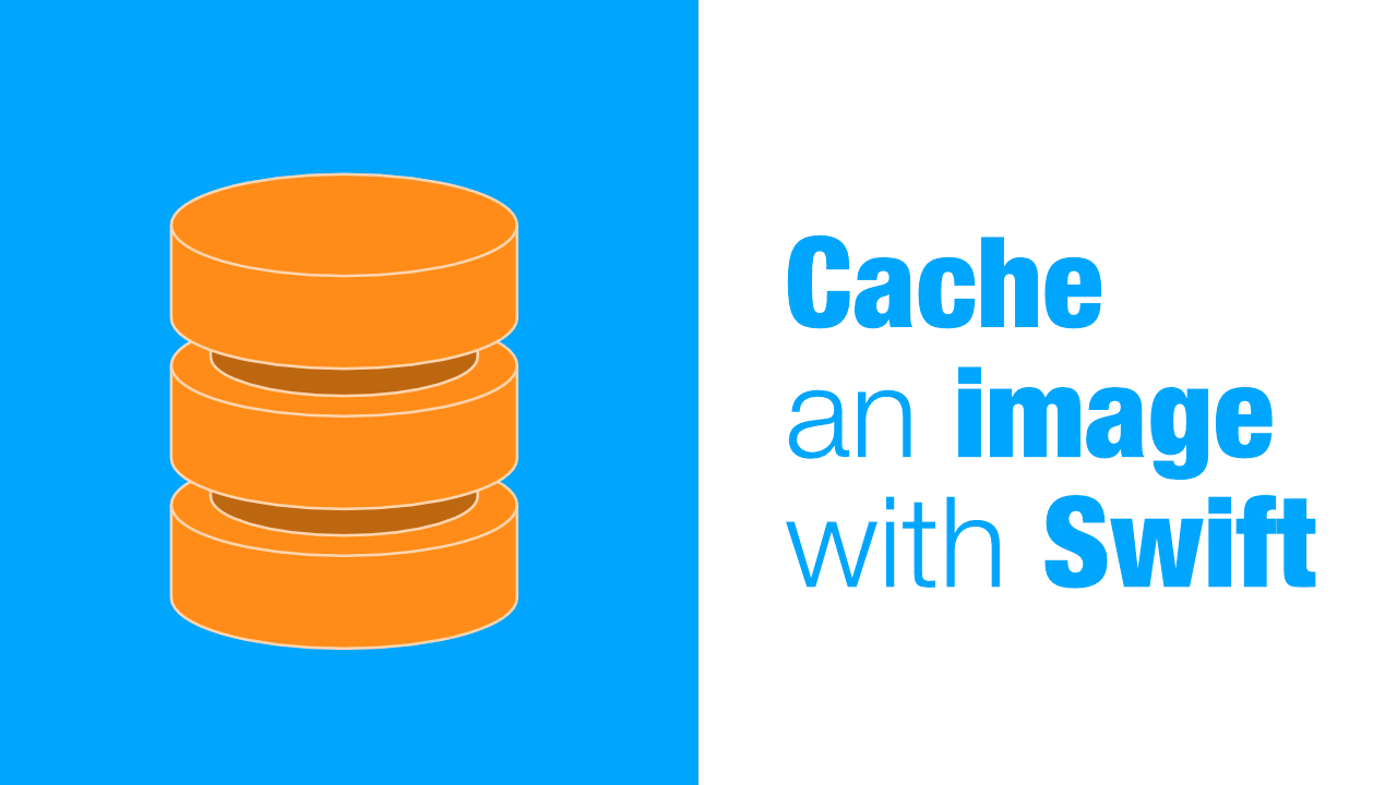 Cache an image with Swift